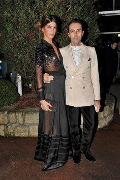 Bianca Brandolini D'adda Photo - The Sidaction Gala Dinner.......nice dress