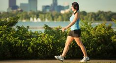 Researchers from Ohio State University found that by mixing up their walking speed, male and female subjects increased their metabolic rate and burned calories by around 20 per cent more than they did when maintaining a steady pace.