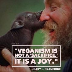 #truth ❤️ and how cute is this pic #vegan