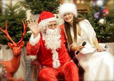 Czary mary ze Świętym Mikołajem w Galerii Mokotów