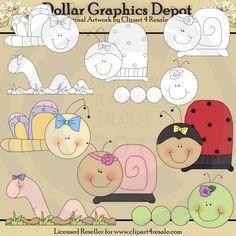 Big Bugs Life - Combo Set - $1.00 : Dollar Graphics Depot, Your Dollar Graphic Store