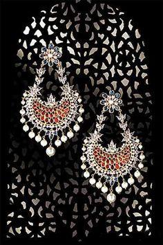 Khoobsurat Chandbali / Designer Shaheen Abbas