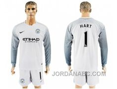 http://www.jordanabc.com/manchester-city-1-hart-white-goalkeeper-long-sleeves-soccer-club-jersey-christmas-deals.html MANCHESTER CITY #1 HART WHITE GOALKEEPER LONG SLEEVES SOCCER CLUB JERSEY CHRISTMAS DEALS Only $60.00 , Free Shipping!