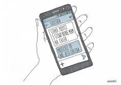 #phone #nomoney #sister #nobread #storyofmylife #najgorzej #nieładnie #nieladnie #nieladnierysuje #ilustracja #rysunki #kamila #szcześniak #illustration #drawing #sketching