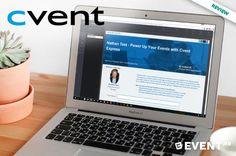 We review Cvent's newest release - Cvent Express