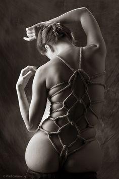 Art bdsm rope