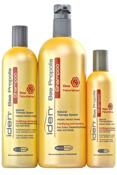 iden Bee Propolis Bee Nourished Shampoo- Color Treated