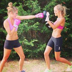 Girls Boxing Guide - Boxing Cardio Training Ideas -