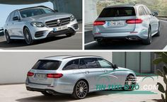 Mercedes-AMG E63 S Wagon 2017