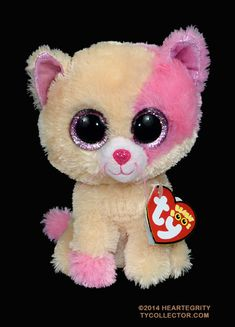 Anabelle - cat - Ty Beanie Boos Birthday: October 1