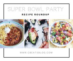 My favorite recipes for your Super Bowl party! You're sure to find a crowd pleaser when you make these for your game day spread! My Favorite Food, Favorite Recipes, Super Bowl Sunday, Game Day Food, Appetizers, Vegetables, Eat, Crowd, Blog