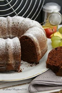 Bunt Cakes, Dessert Recipes, Desserts, Tea Time, Good Food, Food And Drink, Sweets, Healthy Recipes, Bread
