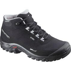 Salomon Men's Shelter CS Waterproof Winter Boots, Size: 10.5, Black
