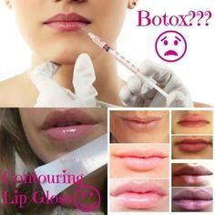 Nu Skin Nu Colour Contour Plumping Lip Gloss   eBay