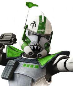 Clone commander nook