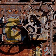 A Wheel in a Wheel by StephenReed, via Flickr
