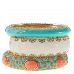 Stella and Dot bangles want these!