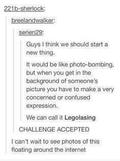 Legolasing