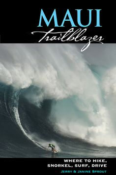 new Maui for 2012 is just out.  you will need it to find your way around.  maui guide book