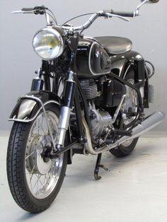 BMW 1957 R26 250 cc