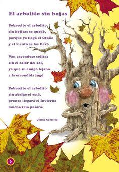 Great for fall. Spanish Songs, Ap Spanish, Spanish Grammar, Spanish Lessons, Spanish Language, Language Arts, Dual Language, Preschool Poems, Preschool Spanish