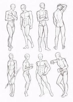 21 Human Anatomy Drawing Tutorials and References