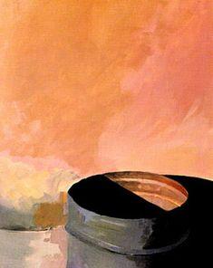Georgia O'Keefe's Rainbarrel Joni Mitchell Paintings, Georgia O'keefe Art, South By Southwest, Georgia Okeefe, New York Art, Paintings I Love, Community Art, Contemporary Paintings, American Artists