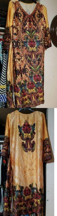 Salwar Kameez 155249: Pakistani Designer Salwar Kameez Junaid Jamshed Maria B,Sana Safinaz -> BUY IT NOW ONLY: $45 on eBay!