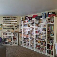 Dream Rooms, Dream Bedroom, Room Ideas Bedroom, Bedroom Decor, Comic Room, Geek Room, Room Wanted, Cute Room Ideas, Gaming Room Setup