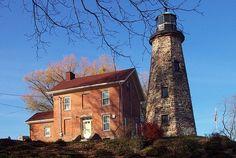 Charlotte-Genesee Lighthouse   Upstate New York