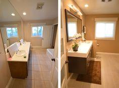 Mine Chriss Trailer Bathroom Update Cant Wait Until We Have Our - Bathroom remodeling sherman oaks