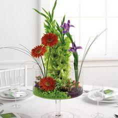 Floral Centerpiece - Centerpieces for Weddings