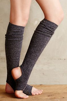 stirrup legwarmers #anthrofaves