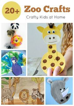 We love a taking a trip to the zoo during our summer break and then get crafty with some zoo animal activities when we get home. Find ideas for all your favourite animals inclcuding giraffes, hippos, elephants and lions.