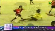Lionel Messi ya rompía caderas 'a lo Boateng' en la Copa de la Amistad