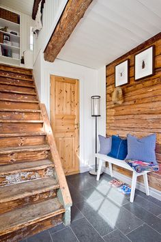 Charming Swedish interiors