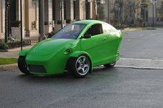 Elio Motors 3 wheeler to be built in a former GM plant
