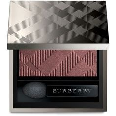Burberry Eye Color, Wet & Dry Silk Shadow ($29) ❤ liked on Polyvore featuring beauty products, makeup, eye makeup, eyeshadow, mulberry, burberry eyeshadow and burberry