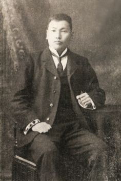 Takano Shigeo 1909
