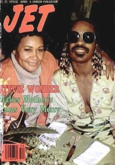 Jet Magazine, Black Magazine, Stevie Wonder, Ebony Magazine Cover, Magazine Covers, Essence Magazine, Black History Facts, My Black Is Beautiful, Vintage Magazines