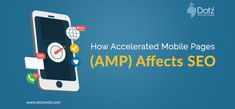 The accelerated mobile page is most important for seo. Through the AMP we can increser the mobile speed.