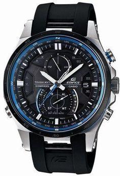 Casio Men Watches : Casio Edifice Smart Access Solar Tough Movement Corresponding 6 World Station EQWA1200B1AJF Men's Watch Japan import #men'swatches #manswatch