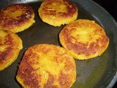Okara burgers (vegan) | Scribblings from a chaotic kitchen