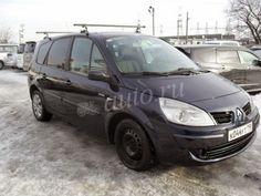 дезилишки: Продажа Renault Scenic II Рестайлинг Grand 1.5d MT...