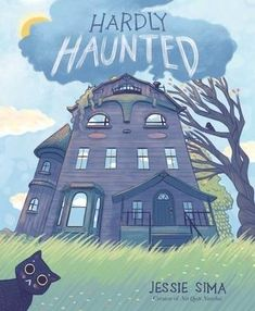 From the bestselling creator of Not Quite Narwhal comes a delightfully spooky story about an old house who wants to be a home...even if her new family isn't what she expected. House has a problem. She's a little spooky. She's a little cobwebby. Oh, no What if she's haunted? She's not sure, but...her hinges creak. Her pipes bang. And on windy days, the branches scritch-scratch at her windows. She tries to hold her breath and be as still as possible. If she's on her best behavior, maybe a family w Halloween Books For Kids, Halloween Stories, Spooky Stories, Book Club Books, Books To Read, Kid Books, Book Nerd, Snow Pony, Miniature Ponies