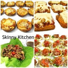 Skinny Football Recipes