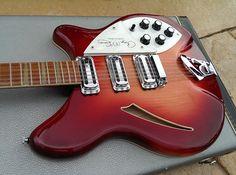 Rickenbacker 370 12RME Roger McGuinn Limited Edition Guitar