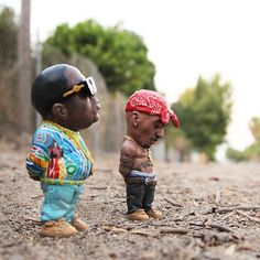 The best rappers hands down 💪👍👑 Arte Do Hip Hop, Hip Hop Art, Tupac And Biggie, Art Of Noise, People Figures, Best Rapper, Rap God, Black Artwork, Kawaii Chibi