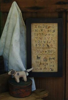 Olde Threads   Primitive Handmades Mercantile