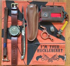 We're all mad here  submitted by Ven  Pig&Hen custom bracelet  Nixon Ranger ops bronze  Laguiole en Aubrac ironwood  Laguiole en Aubrac Leather Holster For Folding Knife ECD Brown  Trayvax Element Wallet  Chessire cat lanyard TheWinnerstuff  Crocskin ring homemade  Max Rebo knuck copper  Cranky Hanky